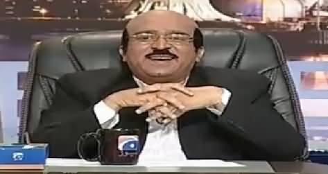 Khabarnaak on Geo News (Qaim Ali Shah Dummy) – 3rd April 2016