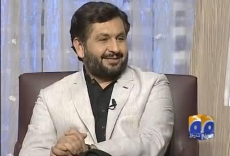 Khabarnaak on Geo News (Saleem Safi Special) - 7th May 2016