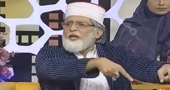 Khabarnaak on Geo News (Tahir ul Qadri Dummy) - 4th August 2016