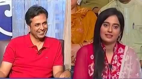 Khabarnaak on Geo News (Talat Hussain) - 19th May 2016