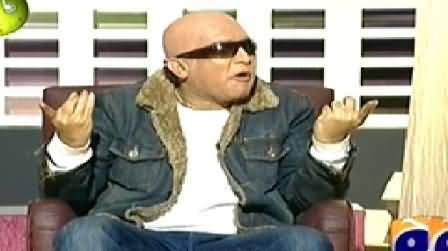 Khabarnaak (Pakistan Idol Judge Ali Azmat Dummy) – 26th June 2014