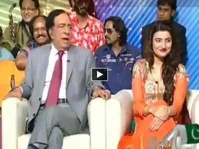 Khabarnaak Part -2 (Ataul Haq Qasmi & Anwar Maqsood Dummy) - 6th October 2014