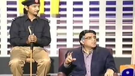 Khabarnaak (Pervez Musharraf Dummy) – 27th December 2013