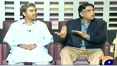 Khabarnaak (Pervez Musharraf Dummy) - 4th May 2013