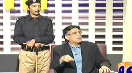 Khabarnaak (Pervez Musharraf Dummy) – 5th January 2014