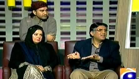 Khabarnaak (Pervez Musharraf Dummy) – 6th February 2015
