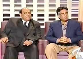 Khabarnaak (Pervez Musharraf Dummy and his Lawyer) – 14th September 2013