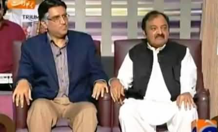Khabarnaak (Pervez Musharraf Dummy & Atta Muhammad Maneka) - 6th June 2015