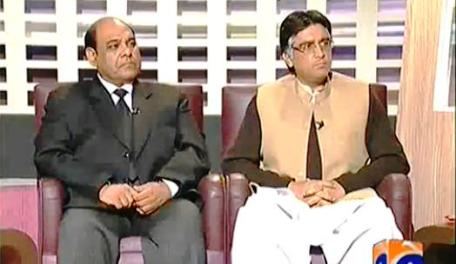 Khabarnaak (Pervez Musharraf Dummy with his Lawyer) – 22nd November 2013