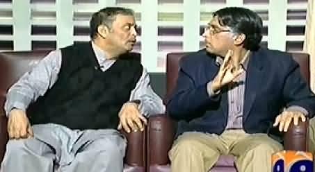 Khabarnaak (Pervez Musharraf Dummy with His Worker) – 4th December 2014