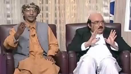 Khabarnaak (Qaim Ali Shah Dummy) – 17th January 2016