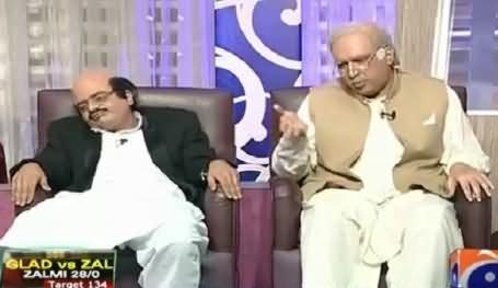 Khabarnaak (Qaim Ali Shah Dummy) – 19th February 2016