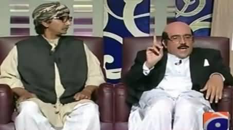 Khabarnaak (Qaim Ali Shah Dummy) – 23rd July 2015