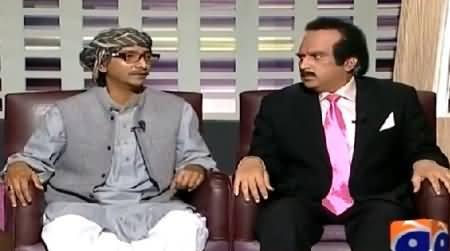 Khabarnaak (Rehman Malik Dummy) – 21st March 2015