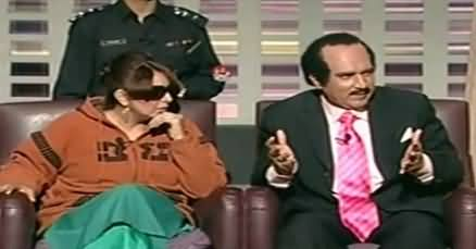 Khabarnaak (Rehman Malik & Ayyan Ali Dummy) – 21st May 2015