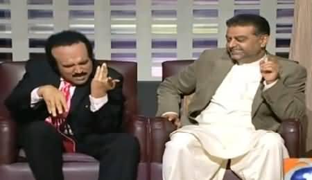 Khabarnaak (Rehman Malik Dummy & Zaeem Qadri) – 5th March 2015