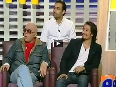 Khabarnaak REPEAT (Ali Zafar Actor and Ali Azmat Dummy) – 29th April 2014
