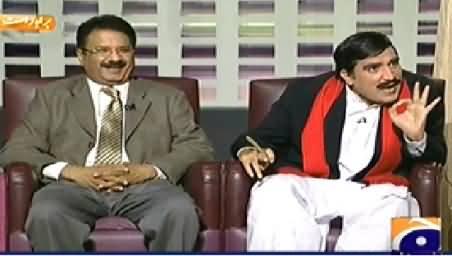 Khabarnaak (Saeed Qazi and Sheikh Rasheed Dummy) – 16th November 2014