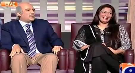 Khabarnaak (Saira Iftikhar & Mushahid Hussain Dummy) – 5th June 2015