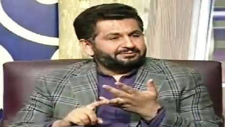 Khabarnaak (Saleem Safi) – 21st February 2016