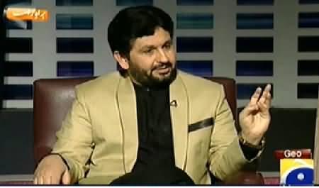 Khabarnaak (Saleem Safi As Guest) – 21st December 2014