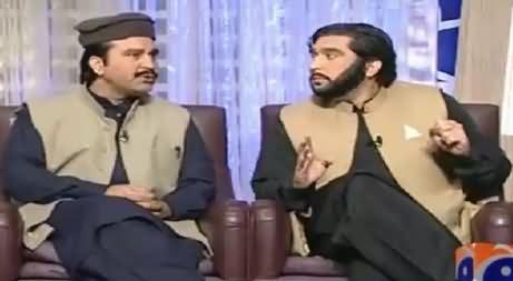 Khabarnaak (Saleem Safi Dummy) – 28th January 2016