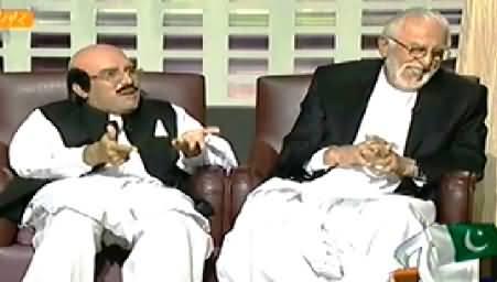Khabarnaak (Sardar Zulfiqar Khosa and Qaim Ali Shah Dummy) – 9th November 2014