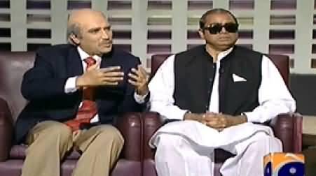 Khabarnaak (Senator Mushahid Hussain Syed with Shujaat Hussain) - 12th December 2014