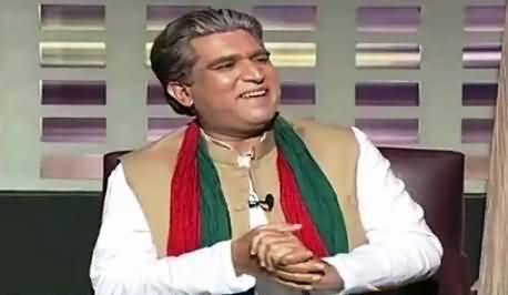 Khabarnaak (Shah Mehmood Qureshi Dummy) – 21st August 2015