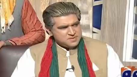 Khabarnaak (Shah Mehmood Qureshi Dummy) – 24th January 2016