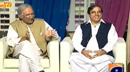 Khabarnaak (Shahbaz Sharif Dummy & Jahangir Badar) – 5th October 2014