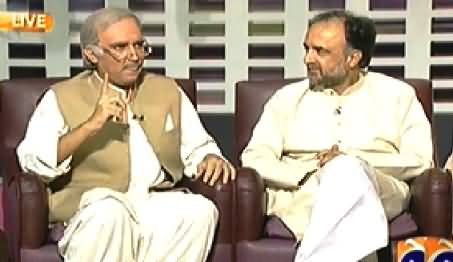 Khabarnaak (Shahbaz Sharif Dummy & Qamar Zaman Kaira) – 13th September 2014