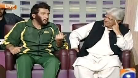 Khabarnaak (Shahid Afridi Dummy) – 1st March 2015