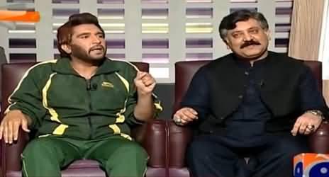 Khabarnaak (Shahid Afridi Dummy & Sheikh Waqas Akram) – 20th March 2015