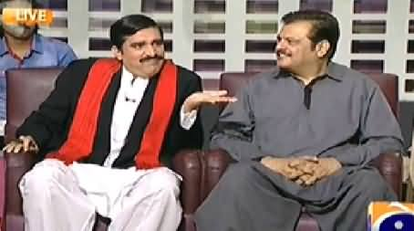 Khabarnaak (Sheikh Rasheed Ahmad Dummy) – 14th September 2014