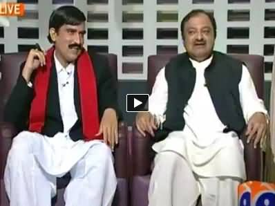 Khabarnaak (Sheikh Rasheed Ahmad Dummy) - 5th September 2014