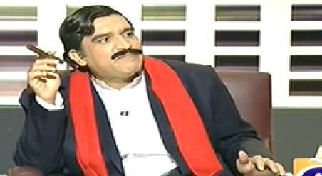 Khabarnaak (Sheikh Rasheed Dummy) – 17th January 2014