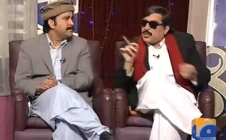 Khabarnaak (Sheikh Rasheed Dummy) - 1st January 2016