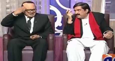 Khabarnaak (Sheikh Rasheed Dummy) – 20th February 2016