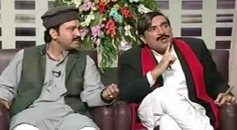 Khabarnaak (Sheikh Rasheed Dummy) – 27th September 2015