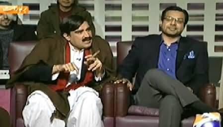 Khabarnaak (Sheikh Rasheed Dummy) – 28th December 2014
