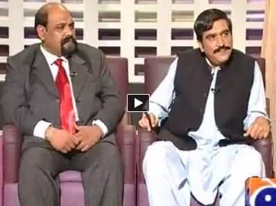 Khabarnaak (Sheikh Rasheed Dummy and his Political Promoter) – 20th September 2013