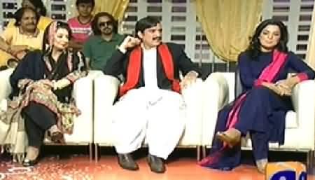Khabarnaak (Meera And Sheikh Rasheed Dummy) - 29th July 2014