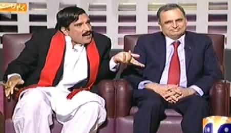Khabarnaak (Sheikh Rasheed Dummy & Shakeel Chaudhry) – 31st October 2014