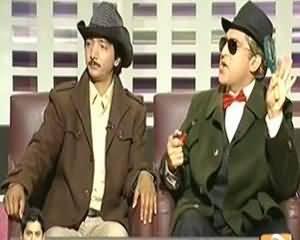 Khabarnaak (Sherlock Holmes and Dr Watson Dummy) - 18 August 2013