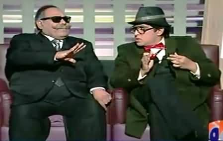 Khabarnaak (Sherlock Holmes & Dr. Watson Dummies) - 25th June 2015