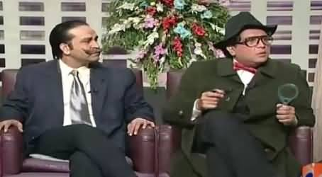 Khabarnaak (Sherlock Holmes Dummy) – 4th October 2015