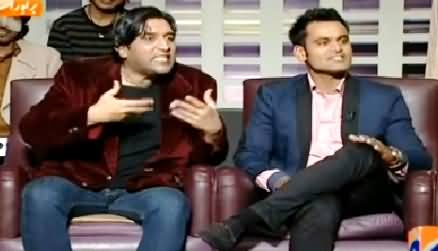 Khabarnaak (Muhammad Hafeez & Shoaib Akhtar Dummy) – 15th February 2015