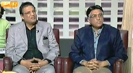 Khabarnaak (Sohail Warraich & Pervez Musharraf Dummy) – 15th November 2014