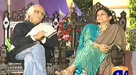 Khabarnaak Special From GC College (Anwar Maqsood Dummy) – 29th December 2013